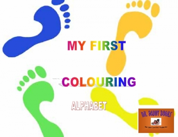 ALPHABETS COLOURING FOR TWO YEAR OLD'S
