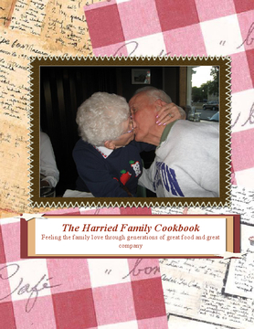 The Harried Family Cookbook
