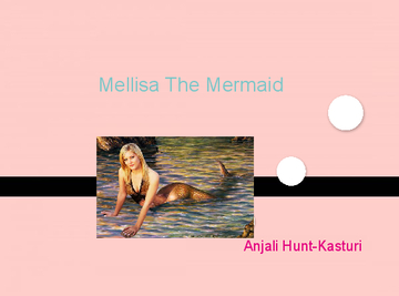 Melissa the Mermaid