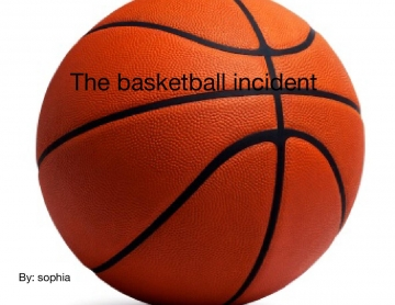 The basketball incident