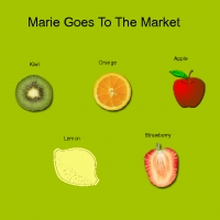 Marie Goes To The Market