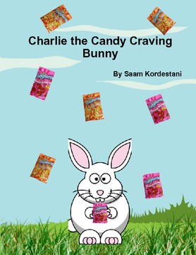 Charlie the Candy Craving Bunny