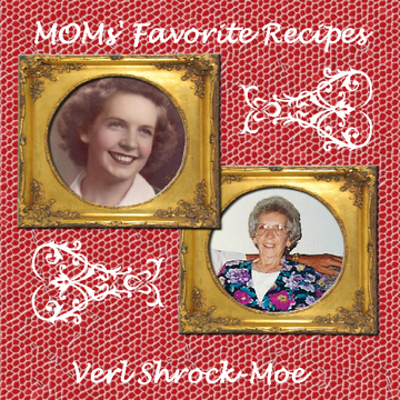 Verl Shrock-Moe Recipes