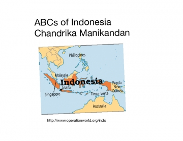 ABCs of Indonesian culture