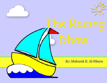 The Racing Dhow
