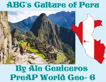 ABCs of Perú Culture
