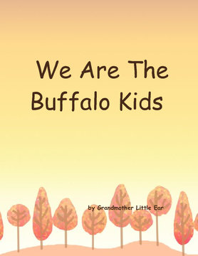 We are the Buffalo Kids