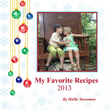 Hallie's Favorite Recipes of 2014