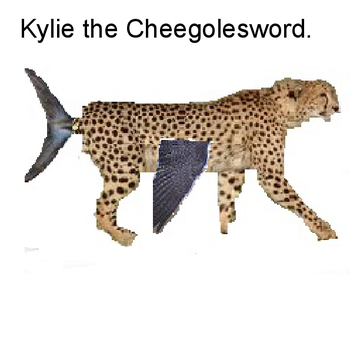 Kylie the cheagole