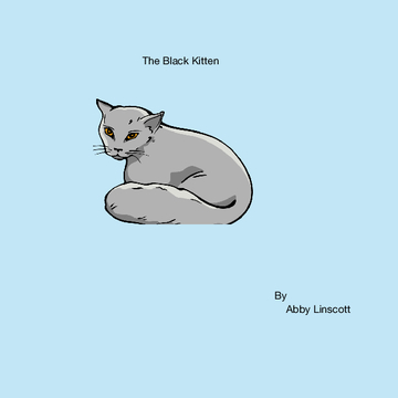 The Black Kitten