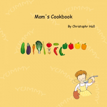 MOMS COOK BOOK
