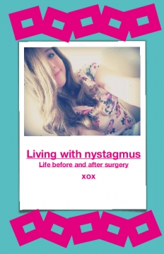 Living with nystagmus