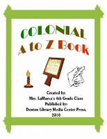 A to Z Colonial Book