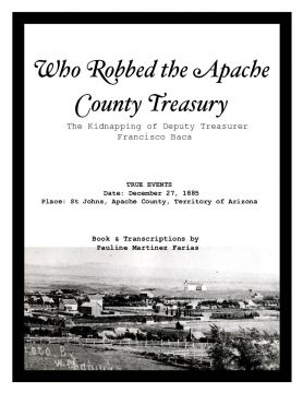 Robbery of the Apache County Treasury