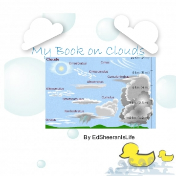 My book on Clouds