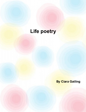 Ciara poetry book