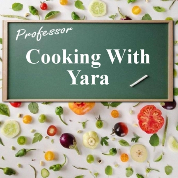 Cooking With Yara