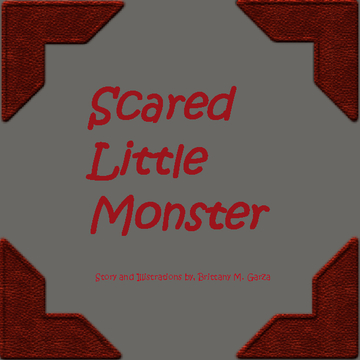 Scared Little Monster
