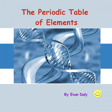 The Periodic Table of Elements
