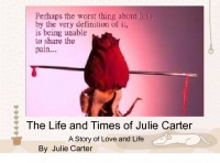 The Times and Life of Julie Carter