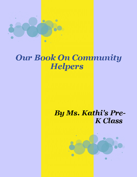 Our Community Helper Book