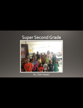 Super Second Grade
