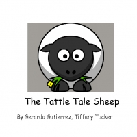The little tattle sheep