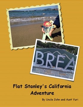 Flat Stanley's California Adventure