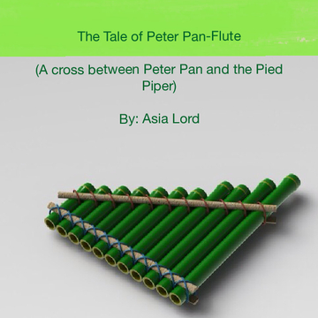 The Tale of Peter Pan-flute