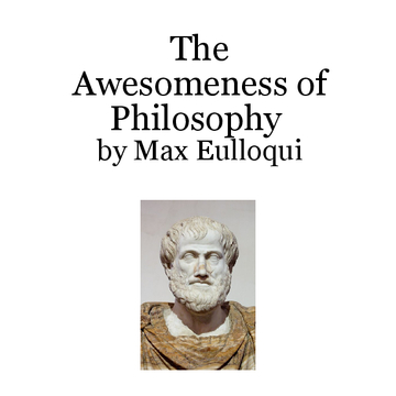 The Awesomeness of Philosophy in a Book