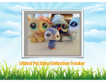 My Littlest Pet Shop Collection Tracker