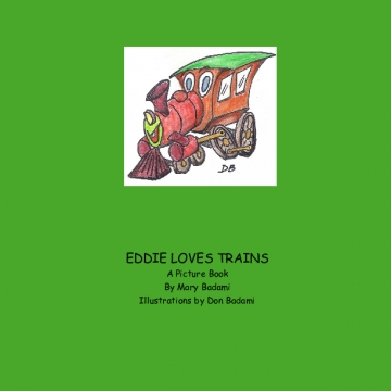 Eddie Loves Trains