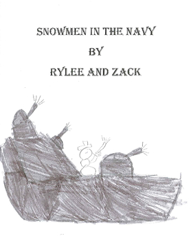 Snowmen in the Navy
