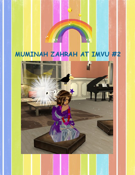 MUMINAH ZAHRAH AT IMVU #2