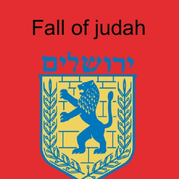 fall of Judah