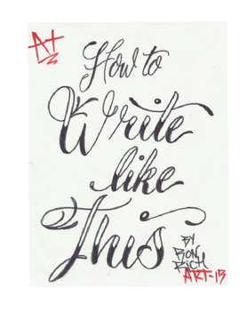 How to Write like This