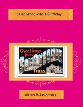 Celebrating 60 years with Rita