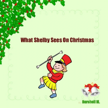 What Shelby Sees On Christmas