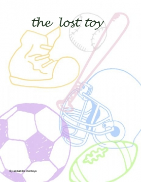 the lost toy