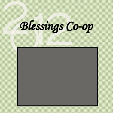Blessings Co-op Yearbook