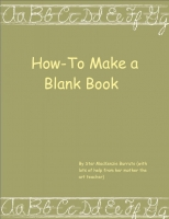 How to Make a Blank Book