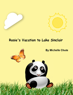 Rosie's Vacation to Lake Sinclair