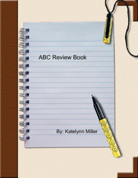 ABC Review Book