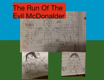 The Run of The McDonalder