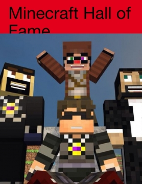 Mincraft holl of fame