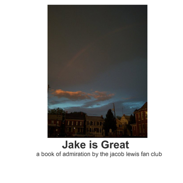 JAKE IS GREAT