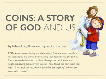 Coins: A Story About God and Us