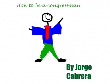 How to be congressman