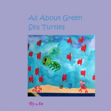 All About green sea turtle