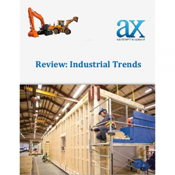 Review: Industrial Trends